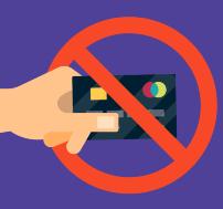 Почему может быть заблокирован банковский счет?